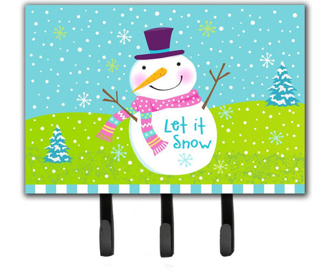 Buy this Christmas Snowman Let it Snow Leash or Key Holder VHA3017TH68