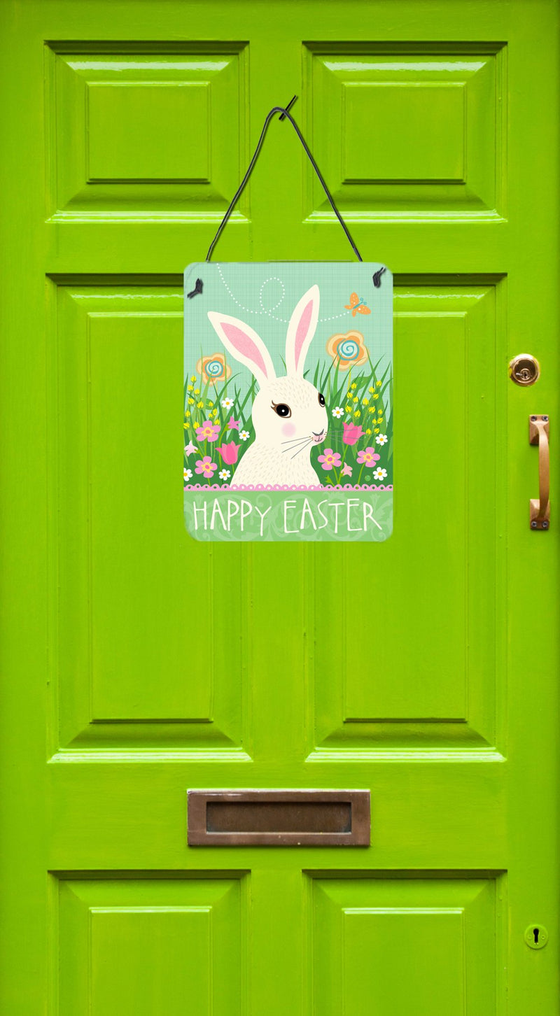 Buy this Easter Bunny Rabbit Wall or Door Hanging Prints VHA3023DS1216