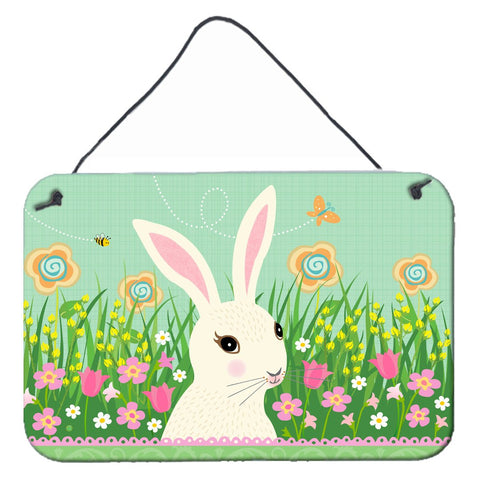 Buy this Easter Bunny Rabbit Wall or Door Hanging Prints VHA3023DS812