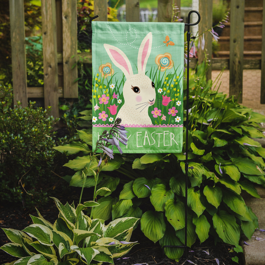 Buy this Easter Bunny Rabbit Flag Garden Size VHA3023GF