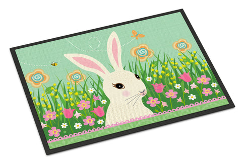 Buy this Easter Bunny Rabbit Indoor or Outdoor Mat 18x27 VHA3023MAT