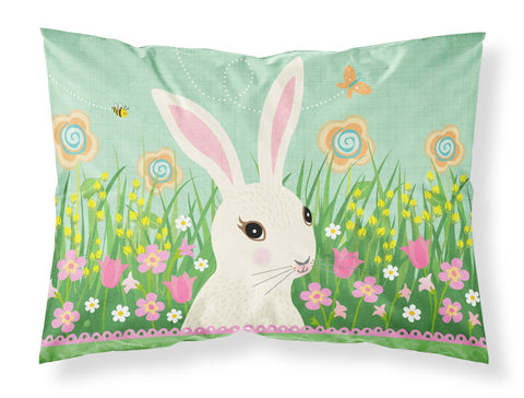 Buy this Easter Bunny Rabbit Fabric Standard Pillowcase VHA3023PILLOWCASE