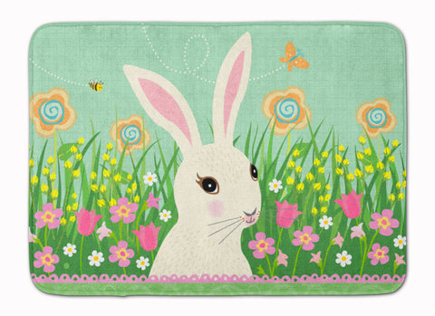 Buy this Easter Bunny Rabbit Machine Washable Memory Foam Mat VHA3023RUG