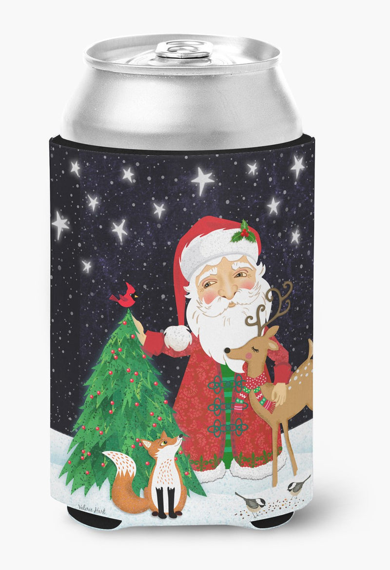 Buy this Santa Claus Christmas Can or Bottle Hugger VHA3033CC