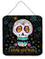 Buy this Happy Halloween Day of the Dead Wall or Door Hanging Prints