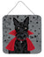 Buy this Halloween Vampire Scottie Wall or Door Hanging Prints