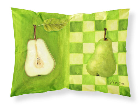 Buy this Pear by Ute Nuhn Fabric Standard Pillowcase WHW0121PILLOWCASE