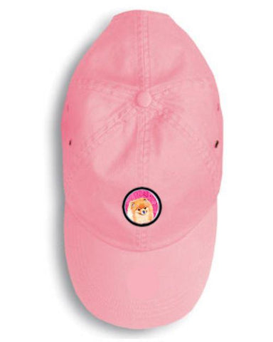Buy this Pomeranian Baseball Cap LH9395PK-156
