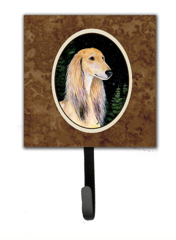 Buy this Starry Night Saluki Leash Holder or Key Hook