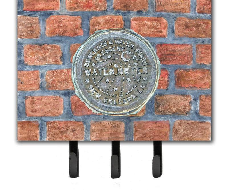 Buy this New Orleans Watermeter on Bricks Leash or Key Holder
