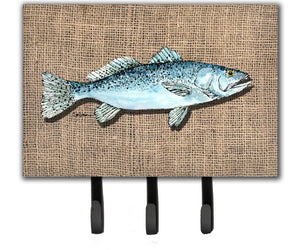 Buy this Fish Speckled Trout Leash or Key Holder