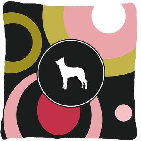 Buy this Beauceron Decorative   Canvas Fabric Pillow