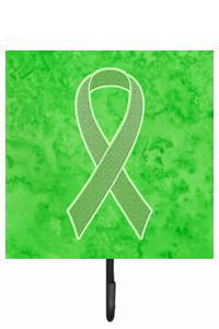 Buy this Lime Green Ribbon for Lymphoma Cancer Awareness Leash or Key Holder AN1212SH4