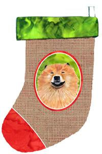 Chow Chow Christmas Stocking SC1022 by Caroline's Treasures