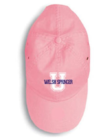 Buy this Welsh Springer Spaniel Baseball Cap 156U-4472