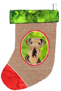 Buy this Airedale Christmas Stocking SC1006