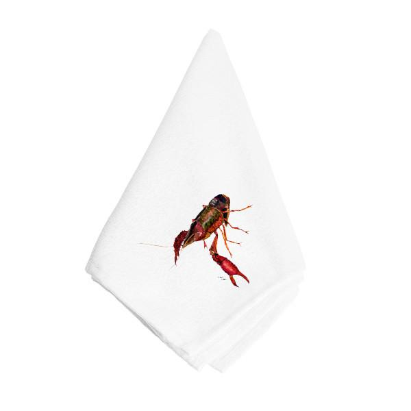 Buy this Crawfish Napkin 8621-2NAP