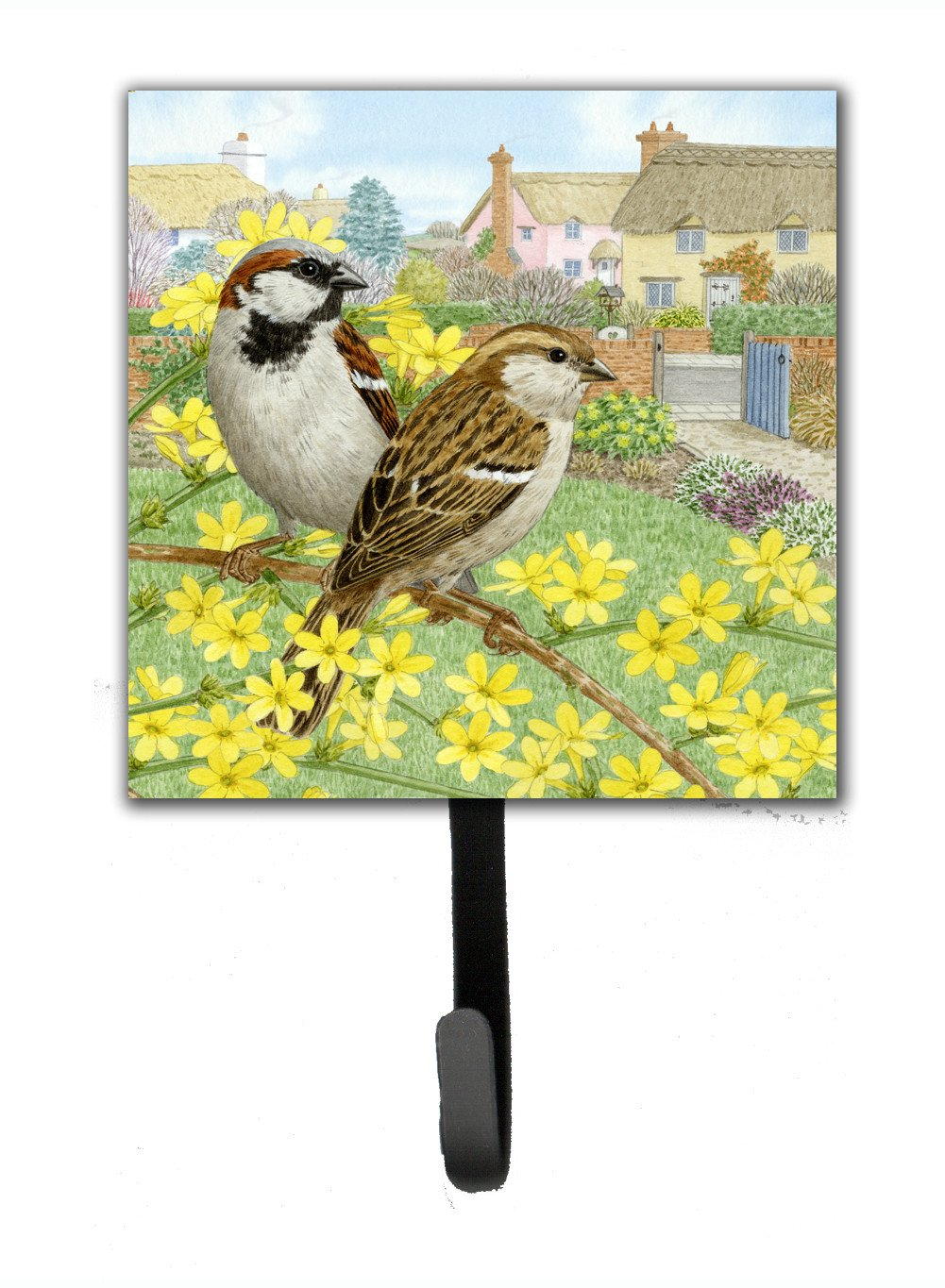 Buy this House Sparrows by Sarah Adams Leash or Key Holder ASAD0677SH4