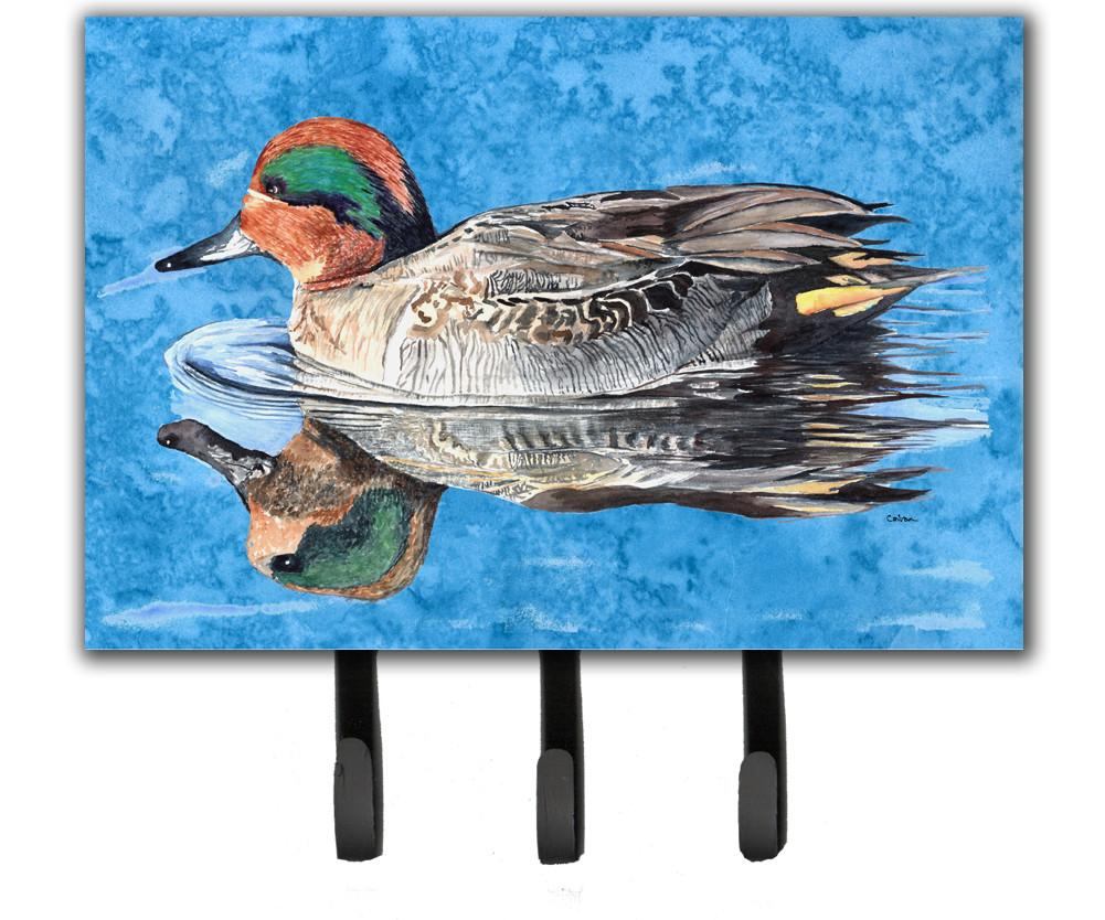 Buy this Teal Duck Leash or Key Holder