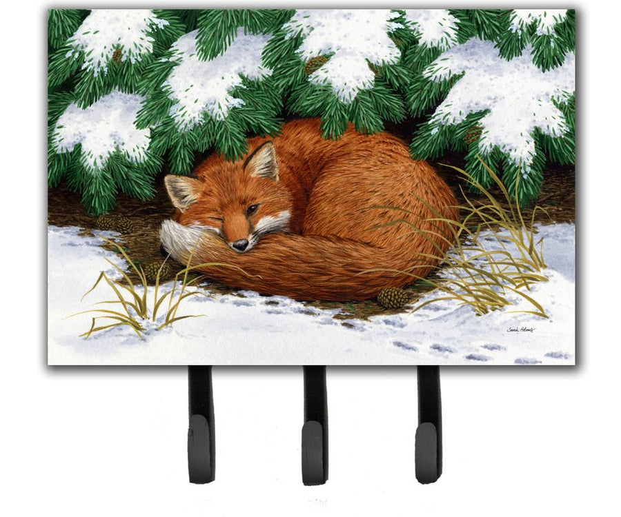 Buy this Naptime Fox Leash or Key Holder ASA2185TH68