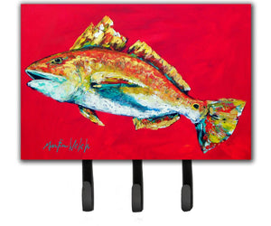 Buy this Fish - Red Fish Woo Hoo Leash or Key Holder