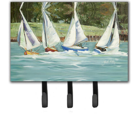 Buy this Sailboats on the bay Leash or Key Holder JMK1035TH68