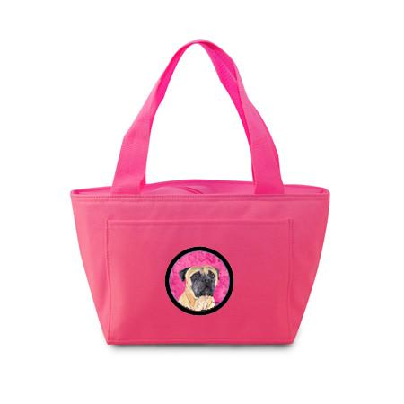 Pink Mastiff Lunch Bag or Doggie Bag SC9125PK by Caroline's Treasures