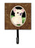 Chihuahua Leash Holder or Key Hook by Caroline's Treasures