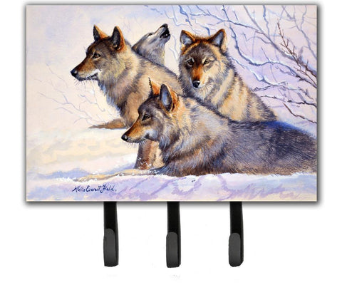 Buy this Wolves by Mollie Field Leash or Key Holder FMF0007TH68