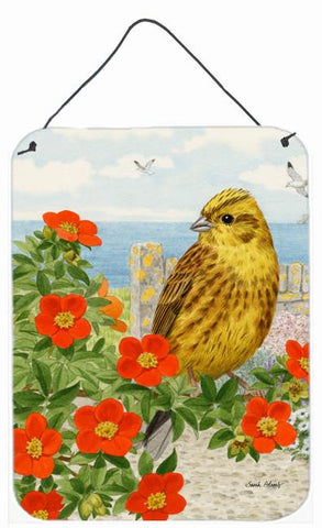 Buy this Yellowhammer Wall or Door Hanging Prints ASA2107DS1216