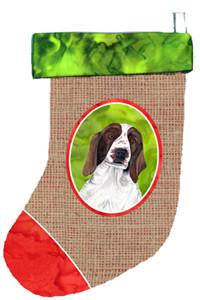 Buy this Welsh Springer Spaniel Christmas Stocking SC1023
