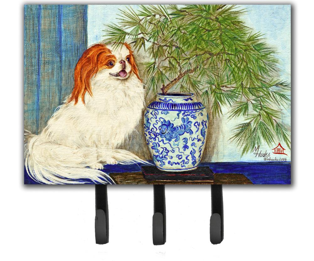 Japanese Chin Ming Vase Leash or Key Holder MH1048TH68 by Caroline's Treasures