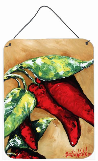 Buy this Hot Peppers Wall or Door Hanging Prints MW1198DS1216