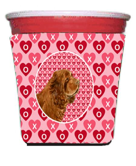 Buy this Sussex Spaniel  Red Solo Cup Beverage Insulator Hugger