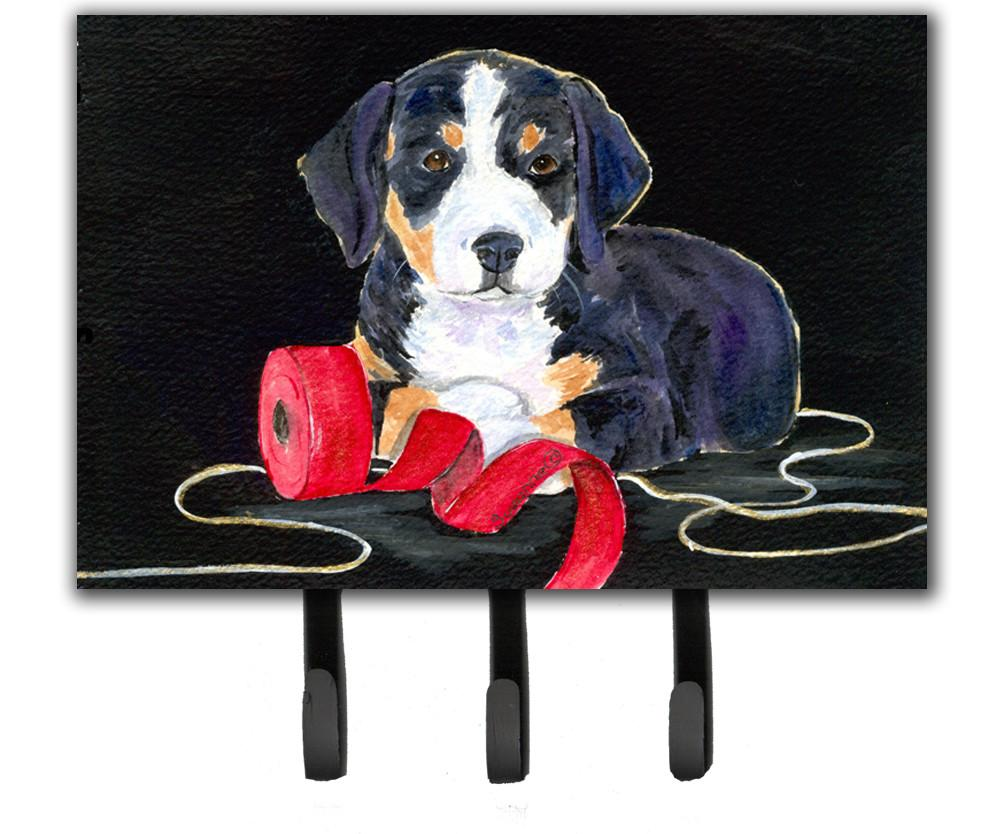 Buy this Entlebucher Mountain Dog Leash Holder or Key Hook