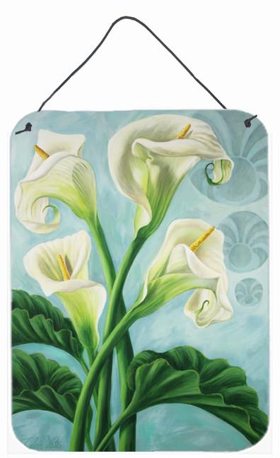 Buy this Arum Lilly by Judith Yates Wall or Door Hanging Prints JYJ0070DS1216