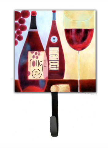 Buy this Wine Collection Rouge by Cathy Brear Leash or Key Holder BCBR0069SH4