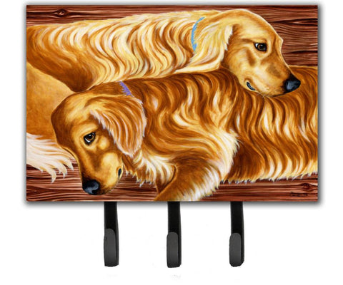 Buy this Zeus and Chloie the Golden Retrievers Leash or Key Holder AMB1387TH68