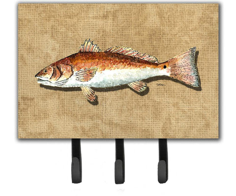 Buy this Red Fish Leash or Key Holder