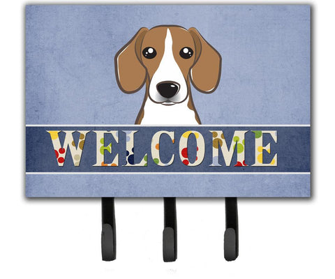 Buy this Beagle Welcome Leash or Key Holder BB1425TH68