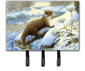 Buy this Winter Otter Leash or Key Holder ASA2187TH68