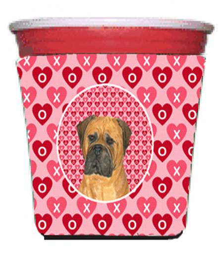 Buy this Bullmastiff  Red Solo Cup Beverage Insulator Hugger
