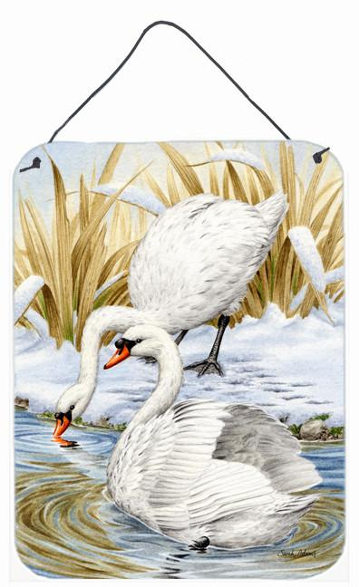 Buy this White Swans Wall or Door Hanging Prints ASA2061DS1216