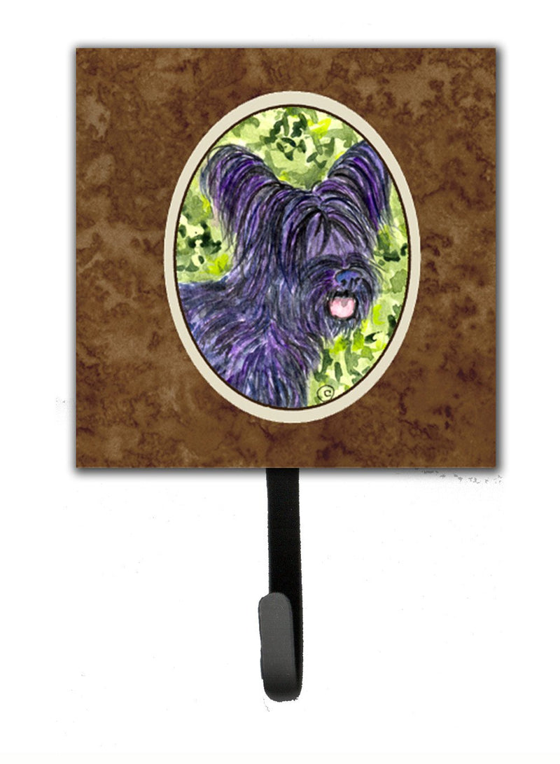 Buy this Skye Terrier Leash Holder or Key Hook