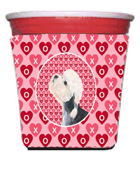 Buy this Dandie Dinmont Terrier  Red Solo Cup Beverage Insulator Hugger