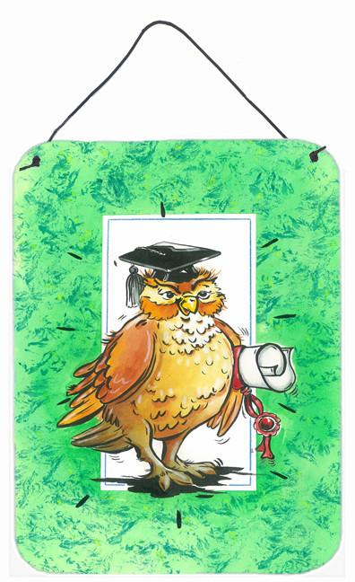 Buy this Graduation The Wise Owl Wall or Door Hanging Prints APH8469DS1216