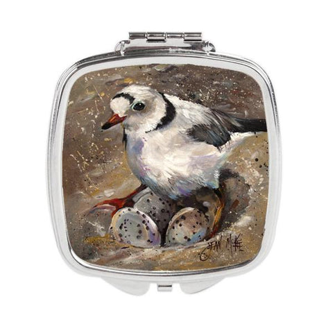 Buy this Piping Plover Compact Mirror JMK1215SCM