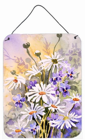 Buy this Daisies by Maureen Bonfield Wall or Door Hanging Prints BMBO0115DS1216