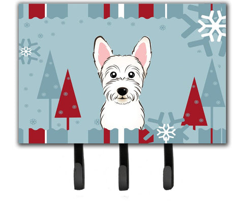 Buy this Winter Holiday Westie Leash or Key Holder BB1722TH68