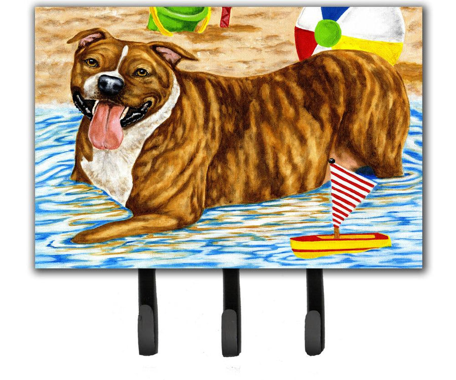 Buy this Beach Bum Staffie Leash or Key Holder AMB1338TH68
